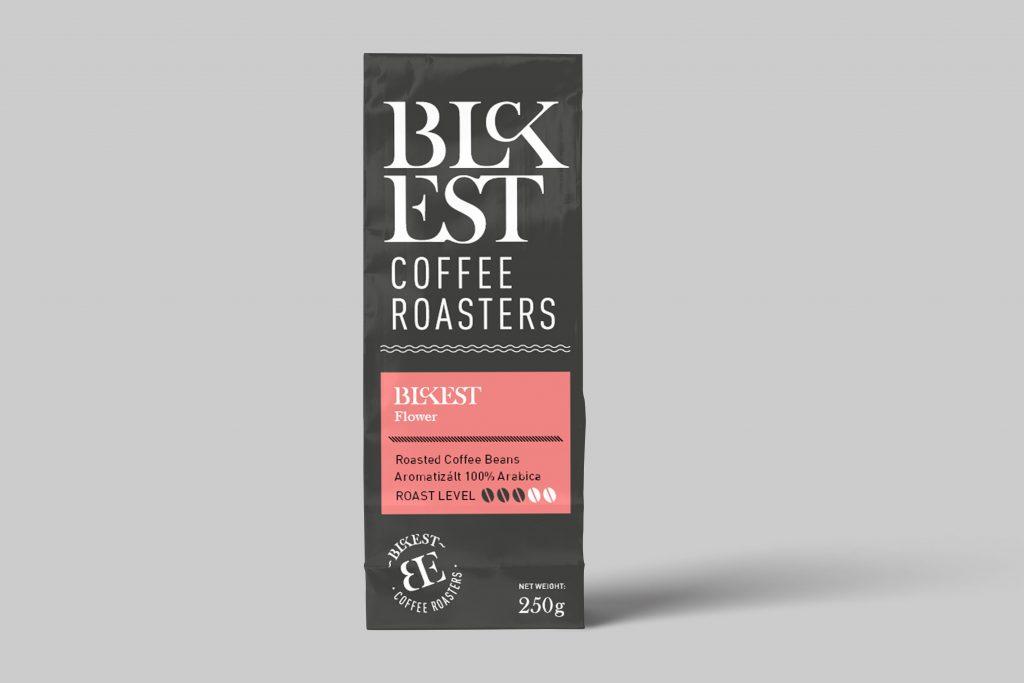 BLCKEST Flower (vanilla) - Flavored Coffee