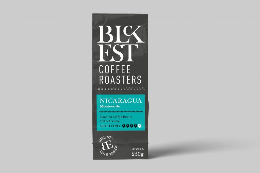 Nicaragua Monte Verde Coffee - 100% Arabica